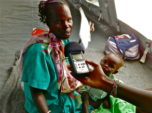 CWC, community, communications, humanitarian, Upper Nile, South Sudan