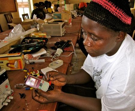 Solar Women of Sierra Leone