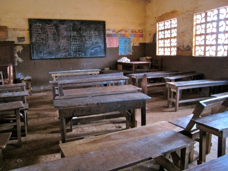 Government schools remained closed