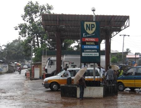 Oil in Sierra Leone